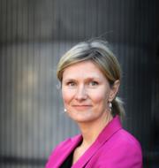 Unionens chefsekonom Katarina Lundahl TT