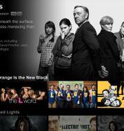 Netflix TT
