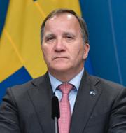Statsvetarna Jonas Hinnfors, Jenny Madestam och Henrik Ekengren Oscarsson.  TT.
