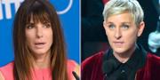 Sandra Bullock/Ellen Degeneres. TT