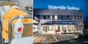 Illustrationsbild / Södertälje sjukhus TT