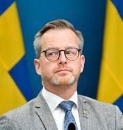 Mikael Damberg (S) Anders Wiklund/TT / TT NYHETSBYRÅN