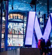 Mall of Scandinavia, arkivbild. Marcus Ericsson/TT / TT NYHETSBYRÅN