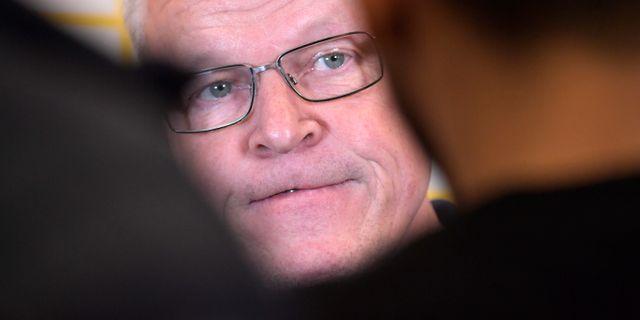 Janne Andersson.  Janerik Henriksson/TT / TT NYHETSBYRÅN