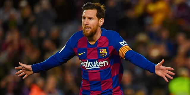 Leo Messi i FC Barcelona. PRESSINPHOTO / BILDBYRÅN