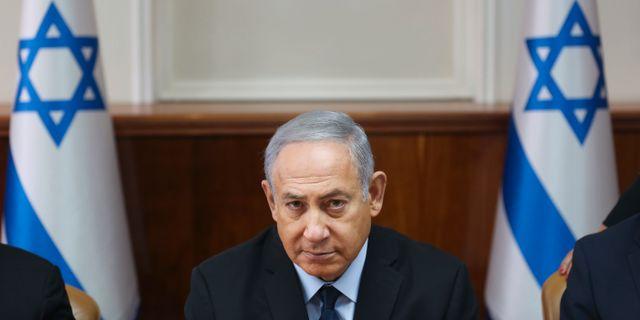 Israels premiärminister Benjamin Netanyahu Oded Balilty / TT NYHETSBYRÅN/ NTB Scanpix