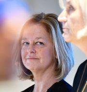 Telias nya vd Allison Kirkby Janerik Henriksson/TT / TT NYHETSBYRÅN
