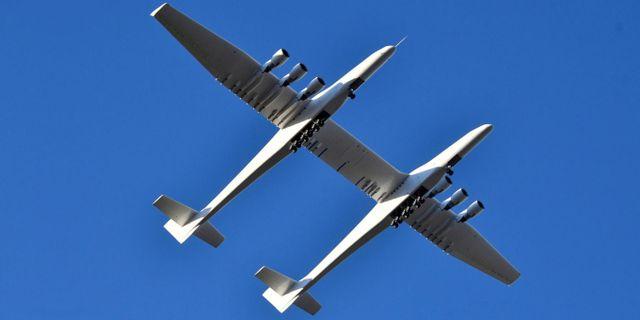 Vid den första flygningen i lördags nådde planet drygt 4 500 meters höjd, enligt Ny Teknik. TT