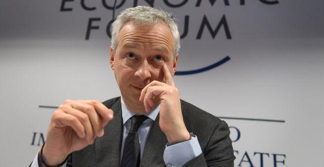 Bruno Le Maire FABRICE COFFRINI / AFP