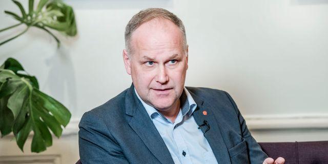 Jonas Sjöstedt Tomas Oneborg/SvD/TT / TT NYHETSBYRÅN