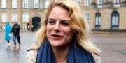 Enhedslistens talesperson i invandringsfrågor Johanne Schmidt-Nielsen. Jens Dresling / TT / NTB Scanpix