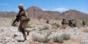 Amerikanska trupper i Afghanistan. Arkivbild. Capt. Paul Greenberg / TT NYHETSBYRÅN