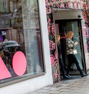Arkivbild: Klarnas kontor i Stockholm. Claudio Bresciani/TT / TT NYHETSBYRÅN