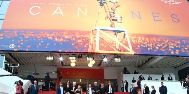 Cannes filmfestival. Joel C Ryan / TT NYHETSBYRÅN