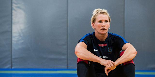 Jenny Fransson. LUDVIG THUNMAN / BILDBYRÅN