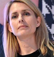 H&M:s vd Helena Helmersson. TT NEWS AGENCY / TT NYHETSBYRÅN