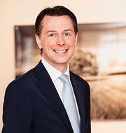 Jonathan Schönbäck, förvaltare på ODIN Fonder.  ODIN Fonder