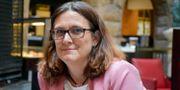Cecilia Malmström  Sofia Tanaka/TT / TT NYHETSBYRÅN