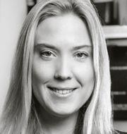 Helen Broman, Lannebo Fonder, och Simen Mortensen, DNB Markets.