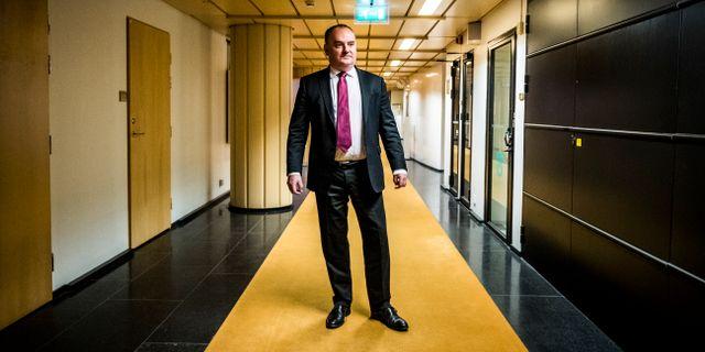 Henry Ohlsson Magnus Hjalmarson Neideman/SvD/TT / TT NYHETSBYRÅN