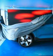 Arkivbild från Volvo Cars presentation av elbilen Volvo C40 Recharge Claudio Bresciani/TT / TT NYHETSBYRÅN