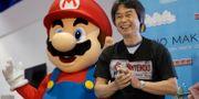 Super Marios skapare Shigeru Miyamoto. Jae C. Hong / TT / NTB Scanpix