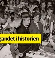 Bild ur Nordiska Kompaniets historiska arkiv hos Centrum för Näringslivshistoria. Bild ur Nordiska Kompaniets historiska arkiv hos Centrum för Näringslivshistoria.