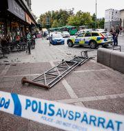 Bild från Lund.  Johan Nilsson/TT / TT NYHETSBYRÅN