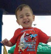 Treåringen  Alan Kurdi hittades död på en strand i Turkiet 2015. TT / NTB Scanpix