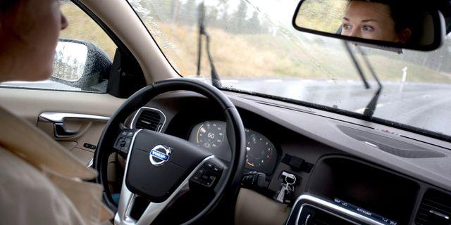 Volvo backar i storbritannien 5