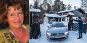 Anne-Elisabeth Falkevik Hagen/Polisavspärrningar runt hennes hem TT