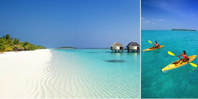 Lakshadweep är Indiens svar på Maldiverna – fast betydligt billigare.  Tourism of India