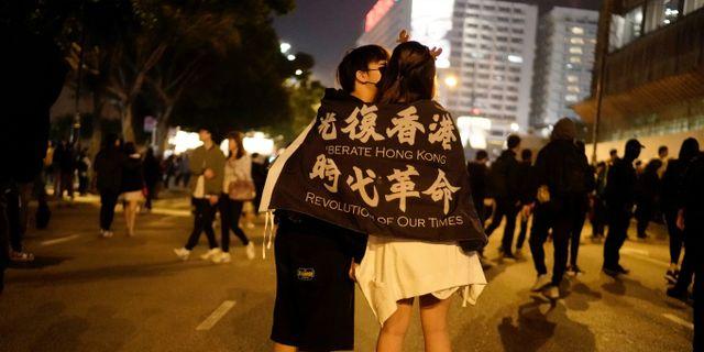 Kin Cheung/TT Nyhetsbyrån
