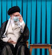 Ayatolla Ali Khamenei. TT NYHETSBYRÅN