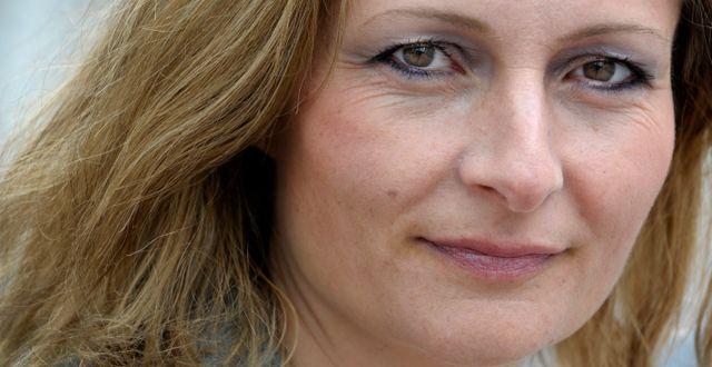 Katerina Janouch svarar nu på den hårda kritiken. JANERIK HENRIKSSON / TT / TT NYHETSBYRÅN