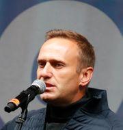 Aleksej Navalnyj. Dmitri Lovetsky / TT NYHETSBYRÅN