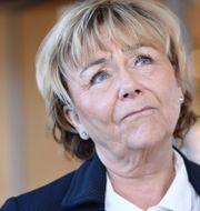 Beatrice Ask.  Stina Stjernkvist/TT / TT NYHETSBYRÅN