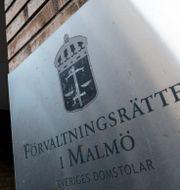 Förvaltningsrätten i Malmö. Johan Nilsson/TT / TT NYHETSBYRÅN