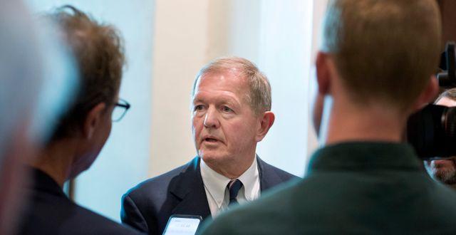Marcus Wallenberg, ordförande i SEB. Jessica Gow/TT / TT NYHETSBYRÅN