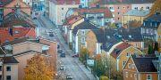 Gata i Linköping. Martina Holmberg / TT / TT NYHETSBYRÅN