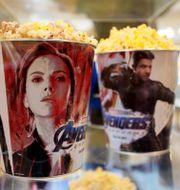 """""""Avengers: Endgame"""" hade premiär den 24 april. David Mercado / TT NYHETSBYRÅN"""