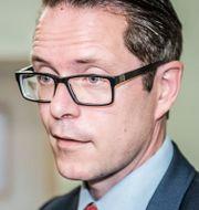M:s närings- och energipolitiske talesperson Lars Hjälmered. Arkivbild. Tomas Oneborg/SvD/TT / TT NYHETSBYRÅN