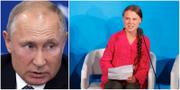 Vladimir Putin/Greta Thunberg TT