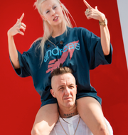 Die Antwoord/Diplo/Steve Aoki. TT