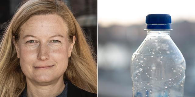 Katarina Luhr (MP), miljö- och klimatborgarråd i Stockholm. TT