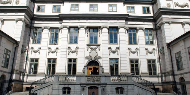 Högsta domstolen. Arkiv.  Lars Pehrson / SvD / TT / TT NYHETSBYRÅN
