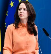 Lindhagen (MP) Jessica Gow/TT / TT NYHETSBYRÅN