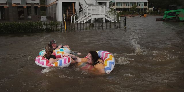 Mandeville i Louisiana  SCOTT OLSON / GETTY IMAGES NORTH AMERICA