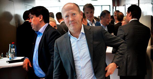 Harald Mix.  Tomas Oneborg / SvD / TT / TT NYHETSBYRÅN