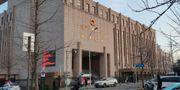 Den kinesiska domstol som dömt Schellenberg. CHINA STRINGER NETWORK / TT NYHETSBYRÅN